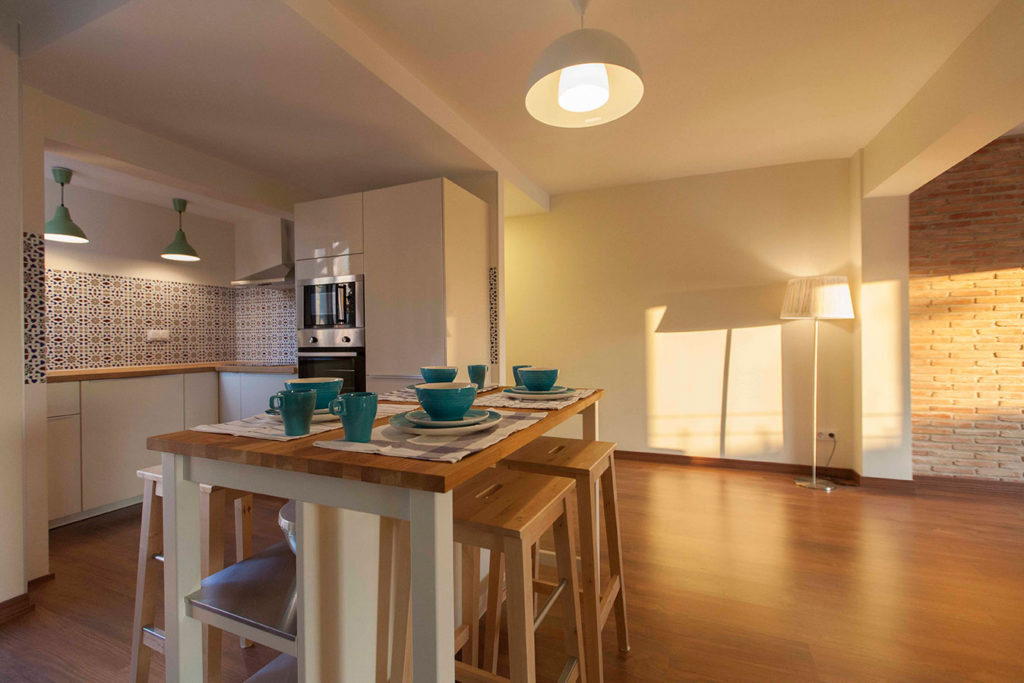 Diseño interior y reforma de Apartamento en el Cabanyal, Valencia | David Esteve