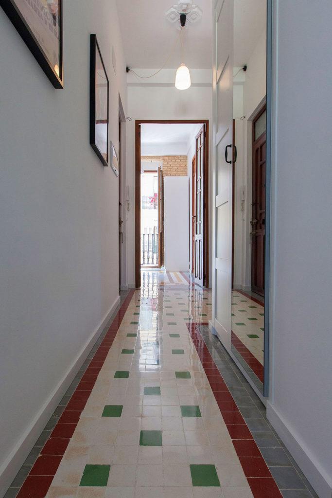 Home renovation at Túria street, Valencia | David Esteve