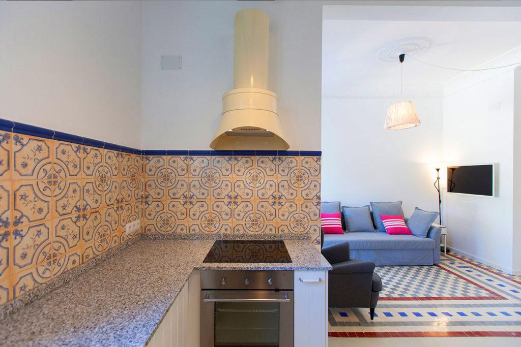 Diseño de interiores de Loft en calle Túria de Valencia | David Esteve