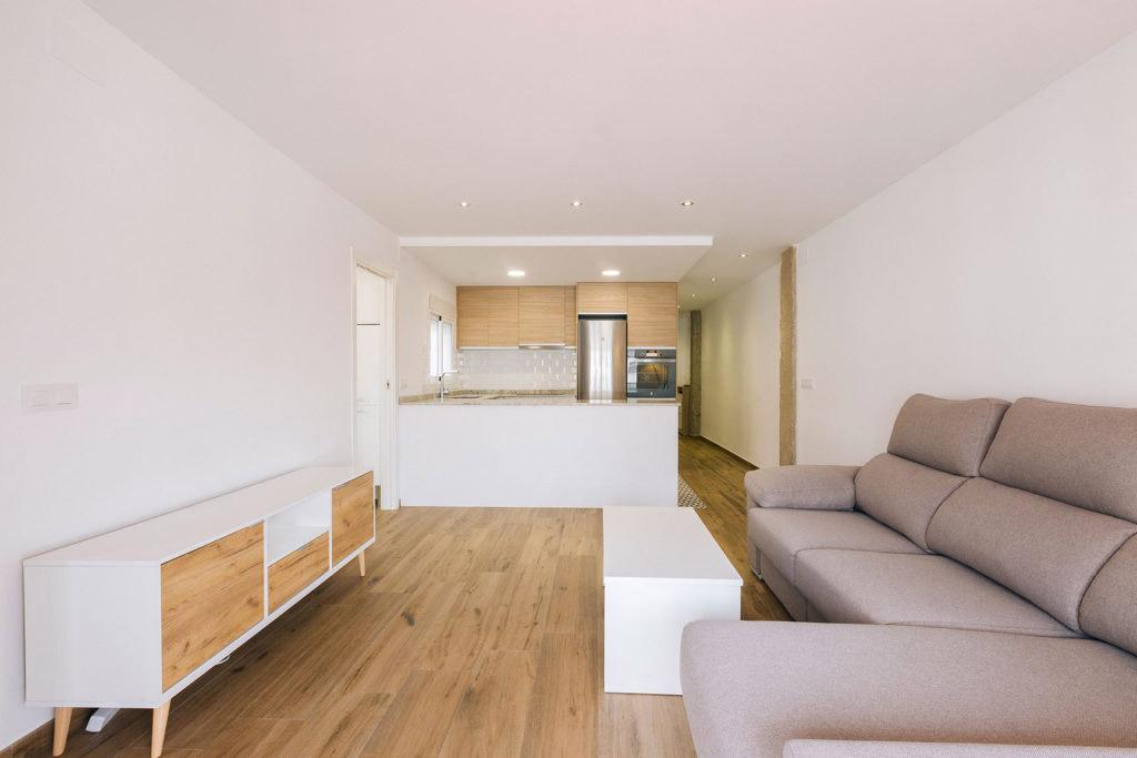 House Renovation Project Ana at Olivereta Valencia, Spain | David Esteve