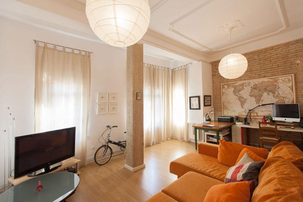 Diseño de interiores y reforma en Nou Moles Valencia | David Esteve