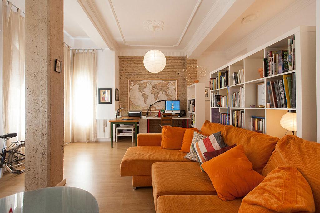 House Renovation in Valencia at Nou Moles neighborhood | David Esteve